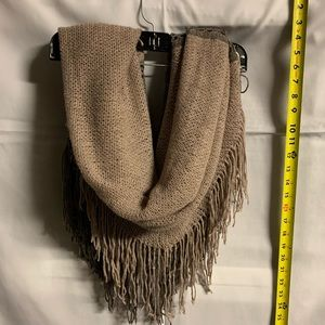 Charlotte Russe  Infinity Crocheted Scarf